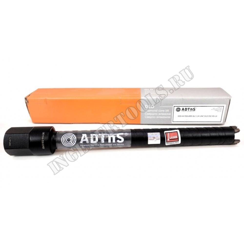 Алмазная коронка ADTNS DDS-W RS-LX ø32 мм