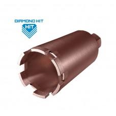 Алмазная коронка Diamond Hit D400 ø112 мм L-900