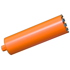 Алмазная коронка по бетону 112 мм STR L-450 мм