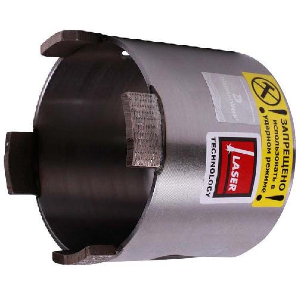Алмазный подрозетник 82 мм ADTnS