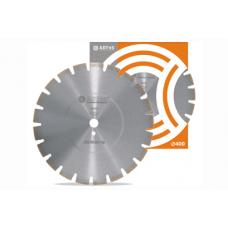 Диск алмазный 400 мм ADTnS 1A1RSS/C1-H 3,8/2,8x10x25,4-24 CM