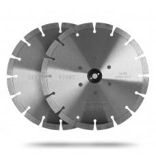 Набор алмазных дисков MESSER CUT-N-BREAK