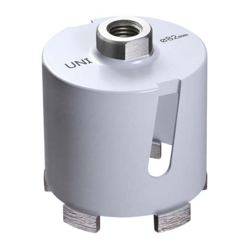 Алмазный подрозетник 68 мм UNI