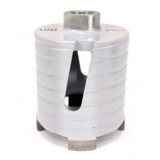 Алмазный подрозетник 72 мм UNI