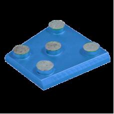 Франкфурт алмазный шлифовальный GFB 3 (80/60 мкм - 200 Grit)