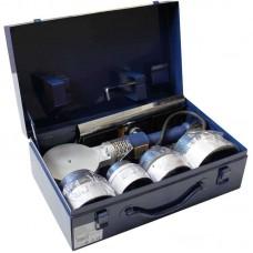 Сварочный комплект для полипропиленовых труб DYTRON SP-4a 1200W TraceWeld PROFI blue (63-110)