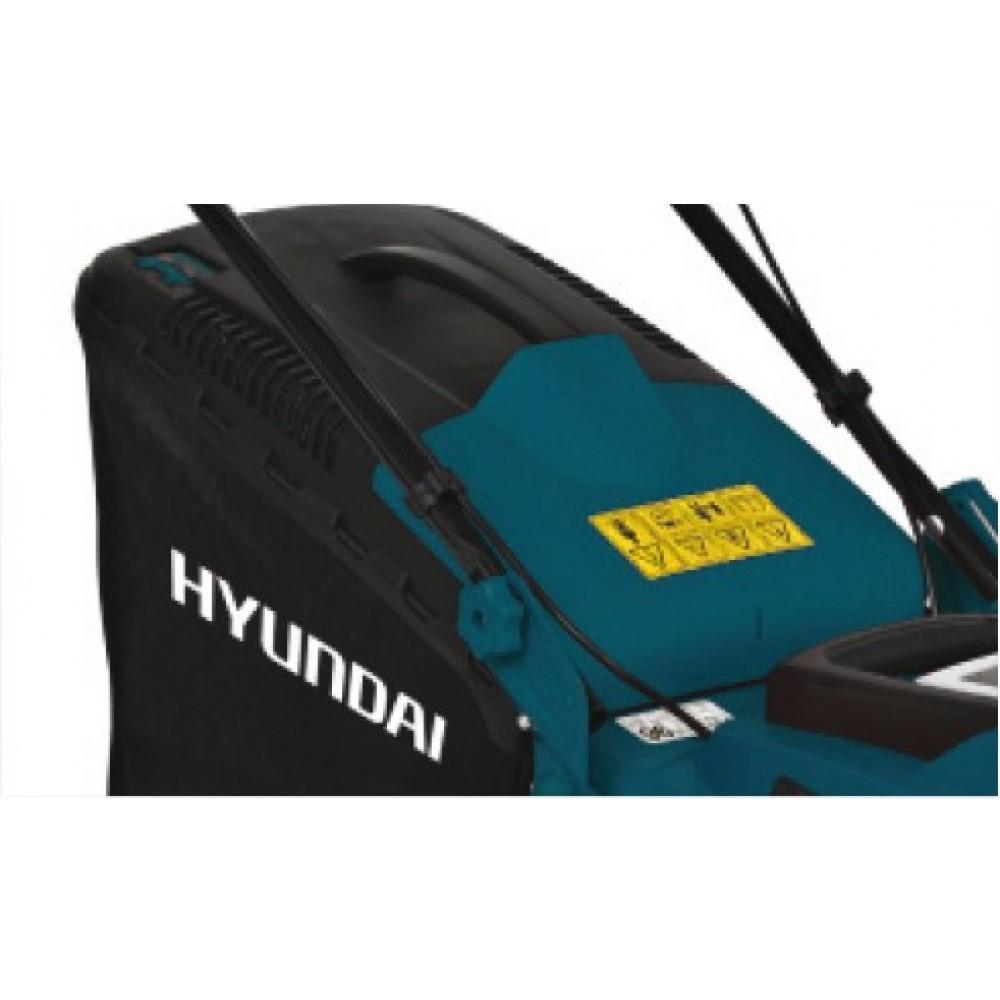 газонокосилка электрическая Hyundai Le 4600с Drive