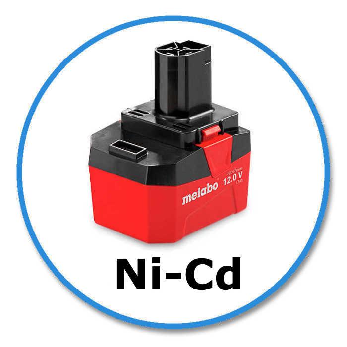 Никель-Кадмиевые Аккумуляторы (Ni-Cd)