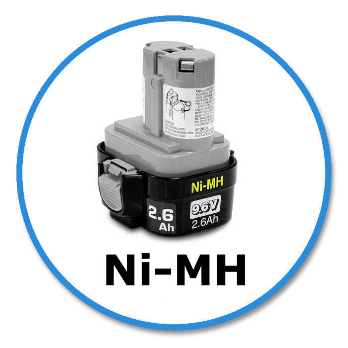 Никель-Металлогидридный Аккумулятор (Ni-MH)